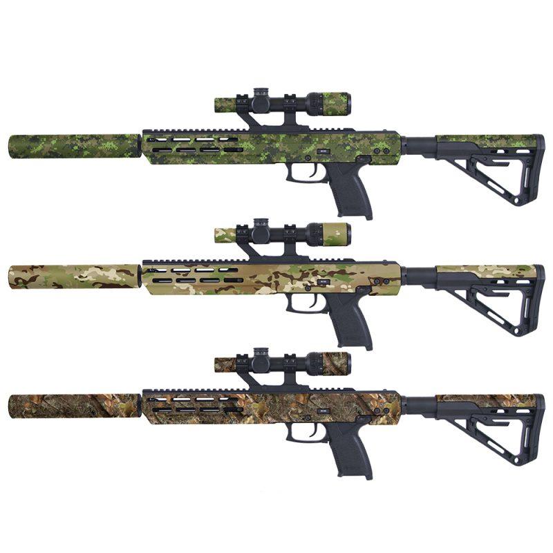 Gun Camo Wraps